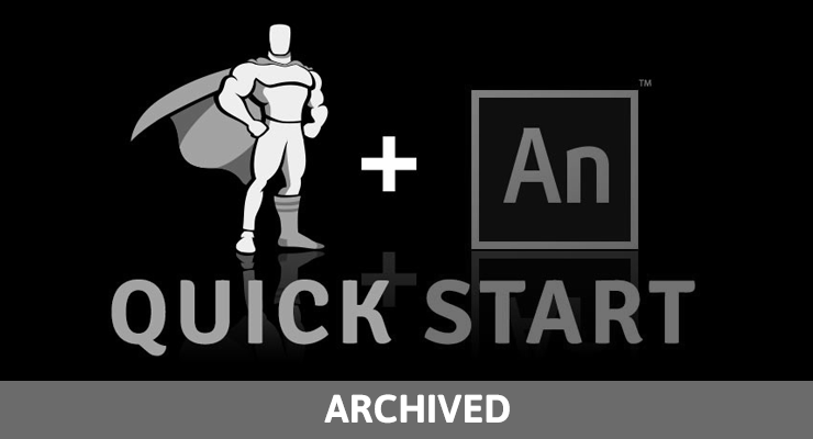 Quick Start: GSAP and Adobe Animate CC (ARCHIVED)