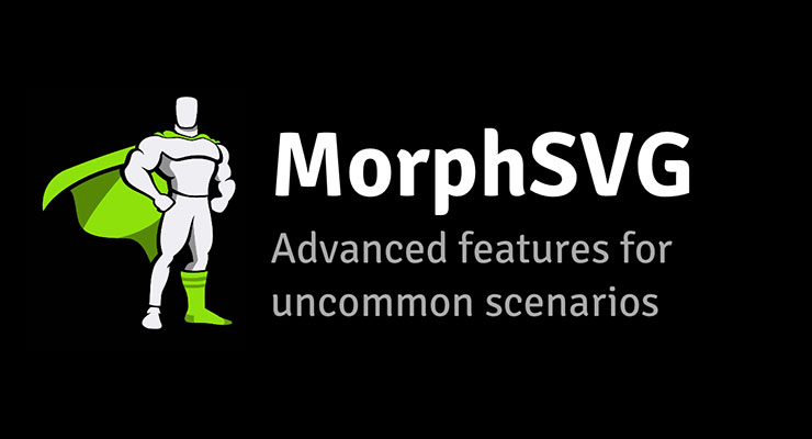 MorphSVG: Advanced Features for Tricky Morphs