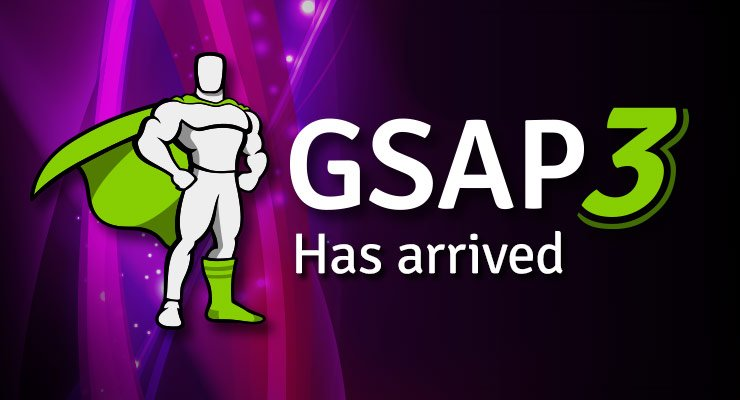GSAP 3 Is Available Now!